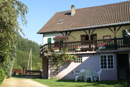 Confortevole casa vacanze con giardino recintato a Lambach