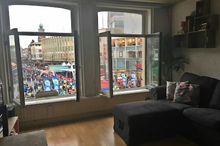 Uniek gelegen app in hartje centrum - Nimwegen - Wohnung
