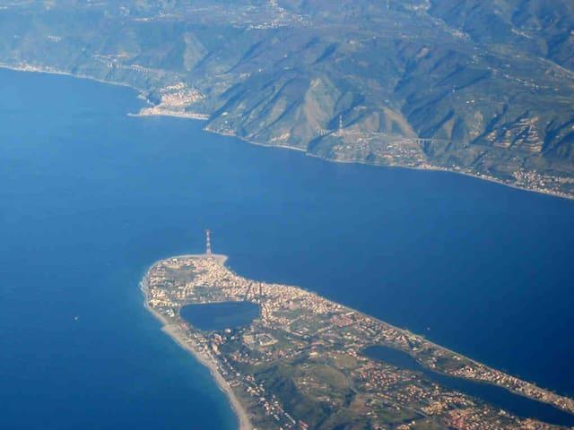 Casa vacanze a Torre Faro (Capo Peloro)