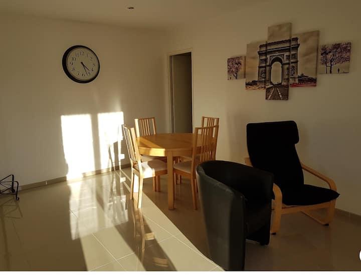 Logement T3 de 50 m2 totalement indépendant