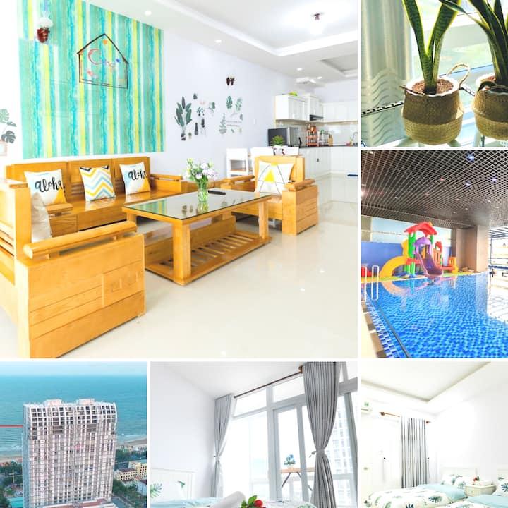 Seaview Apartment Vũng Tàu- Lá cọ Homestay