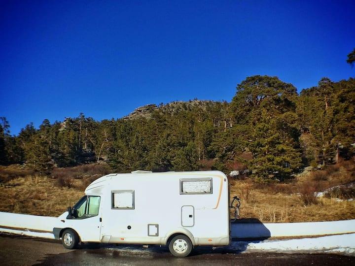 RV, motorhome, homeiswhereyouparkit, camplife, car