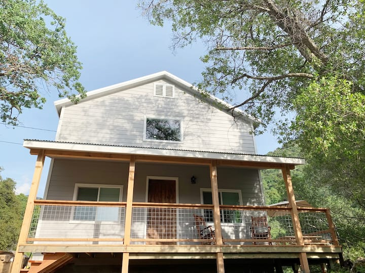 Little Bear Cottage BRAND NEW Home! 3 MLS FROM SNP