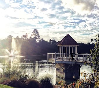 The White House, Garden Room. - Whanganui - Maison