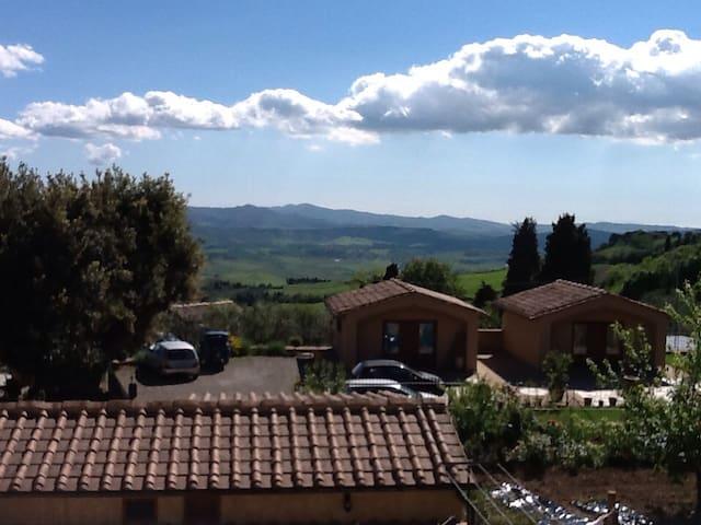 Accogliente trilocale - Volterra - Dom