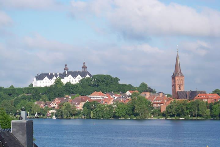 Ferienhaus Schlossblick - Plön - Ev