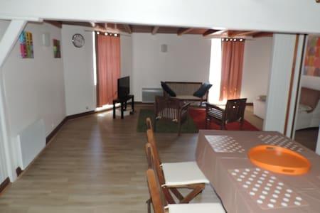 appartement au centre ville - Audierne