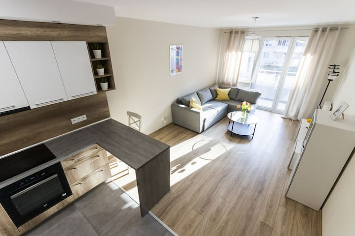 Nice Apartament in Old Town - New Building