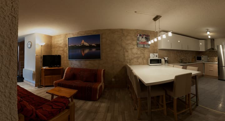 61 hauts forts 8 pers 3 chambres avoriaz terrasse