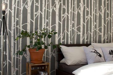 Wohnkombinat - Gästezimmer mit eigenem Bad - Leipzig