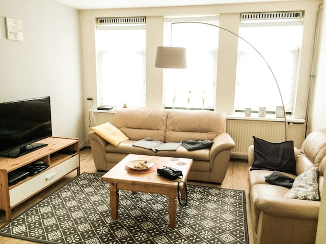 Centrally located lovely private room - Rotterdam - Huoneisto