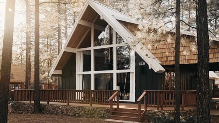 The 1975-Luxury Cabin