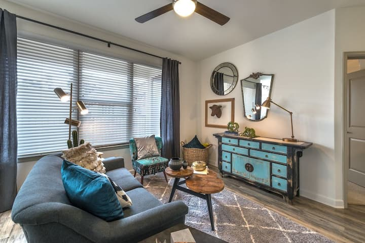 Clean apartment home | 1BR in Fort Worth