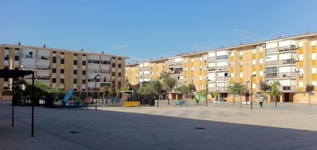 Sencillo piso Mairena del Aljarafe - Mairena del Aljarafe - Apartment