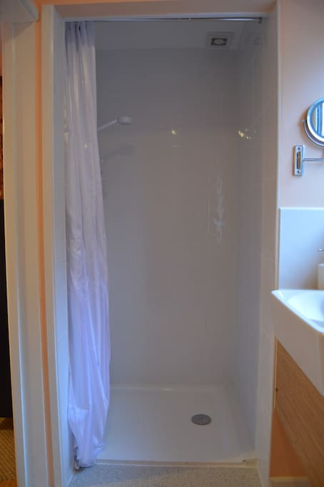 efficient electric shower