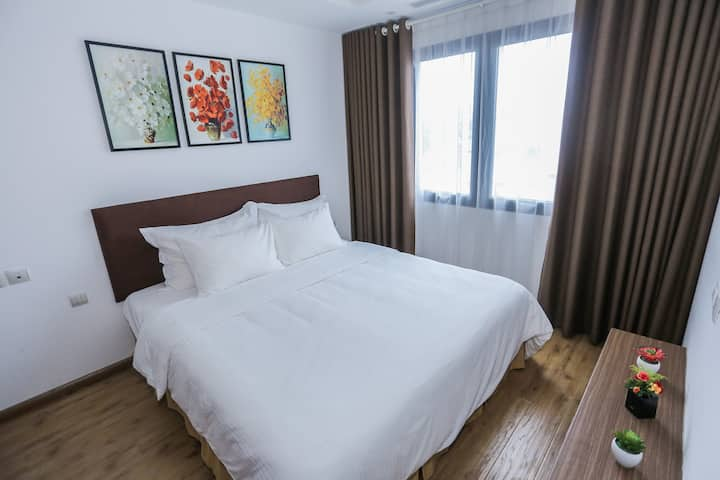 2 bedrooms with Balcony - Hanoi Old Town