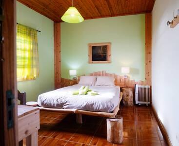 A Barraka Green Room