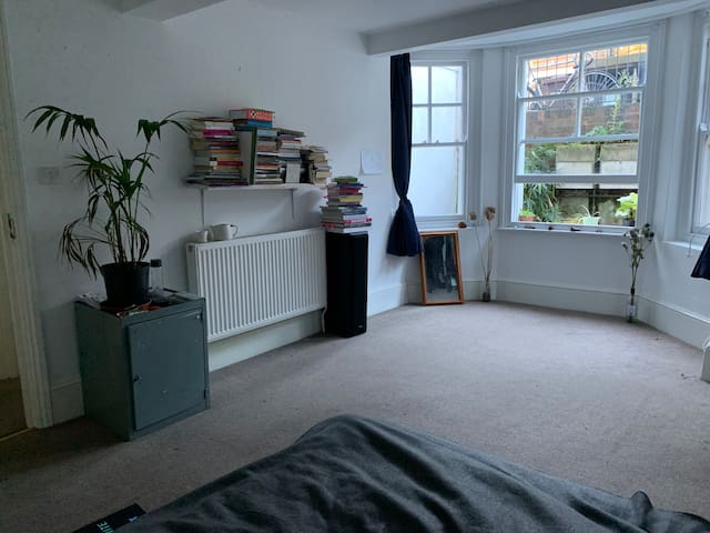 spacious and quiet room close to Hackney Central