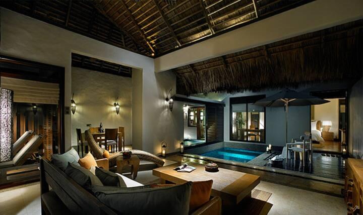 The Banjaran Hotsprings Retreat-Water Villa
