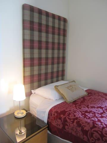 Neidpath Bed & Breakfast Twin Room - Stirling - Bed & Breakfast