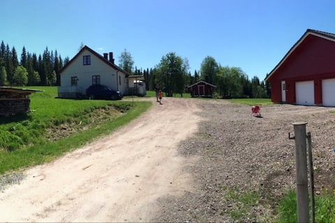 Solstad .Koselig leilighet i Trysil.