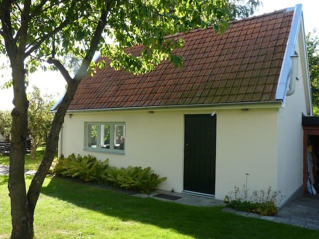 Smygehamn, sydkusten Skåne mellan Trelleborg Ystad