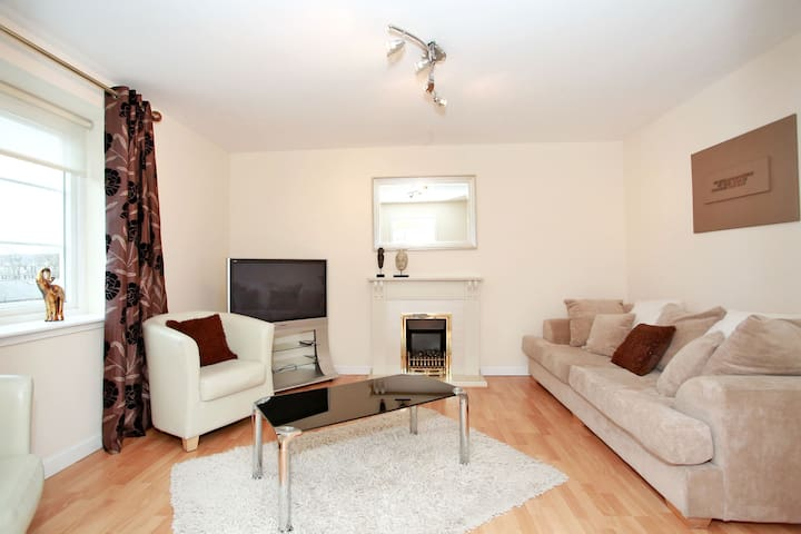 Aberdeen City Centre 2 Bedroom Executive Apartment