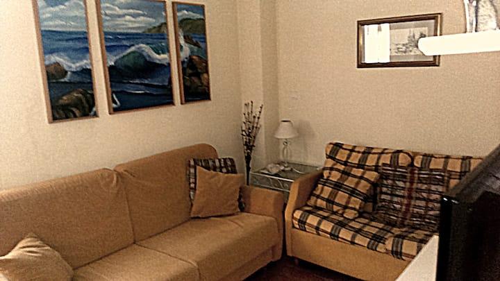 Apartamento de 2 plantas a las afueras de Comillas