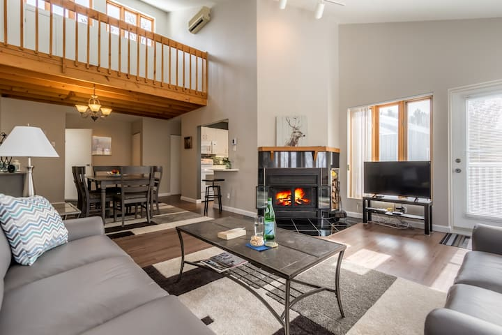 Spacious and bright condo for you! - Mont-Tremblant