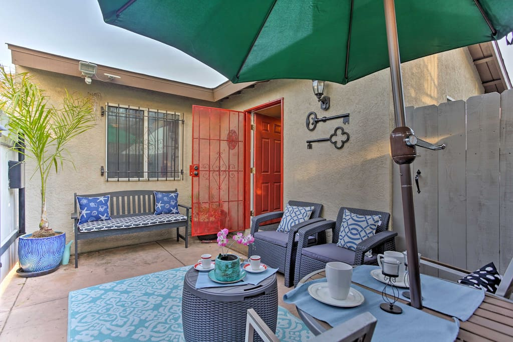 Discover San Diego at this updated 2-bedroom, 1.5-bath vacation rental house!