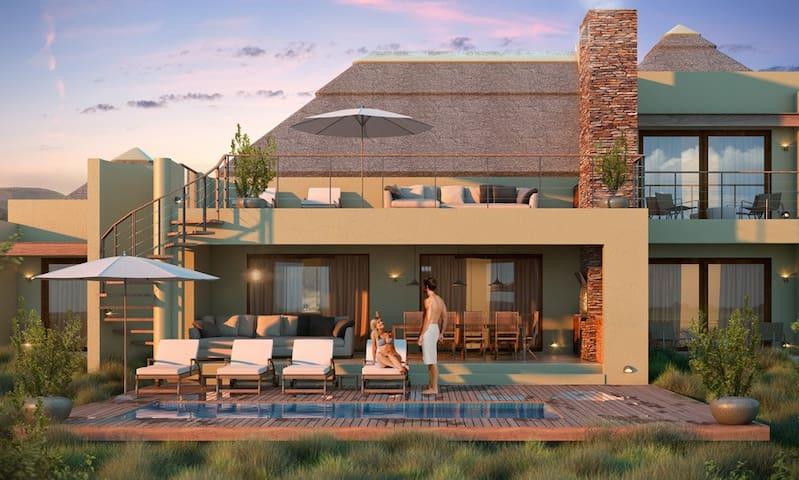 Bakubung Bush Lodge Villa, Pilanesberg (Sun City)