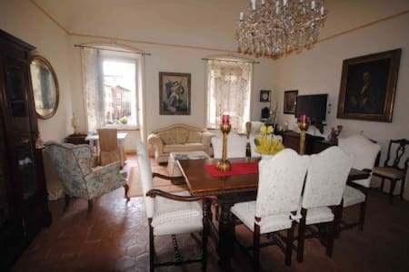 Spoleto app centro storico alto - Spoleto - Apartment