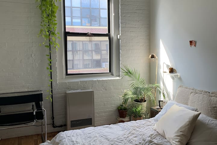 Authentic Renovated Artist Loft in Brooklyn