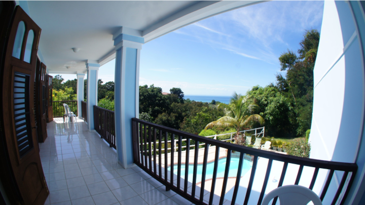 Stunning views hills of Rincón - Chester Suite