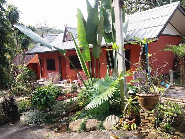 GREDPETCH GUESTHOUSE - Chiang Rai - Casa de hóspedes