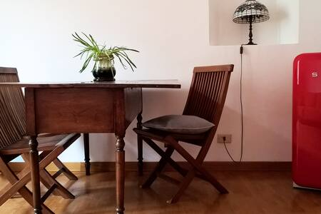 Enchanting apartment at Isola, charme & comfort