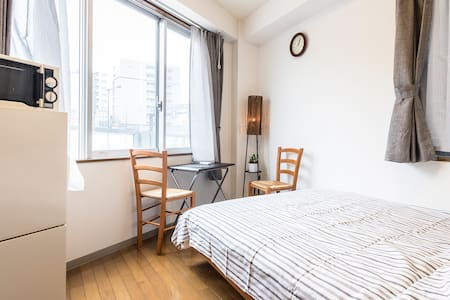 Bright Cozy Yoyogi Park Studio Apt. - Shibuya-ku - Apartment