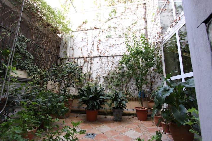 Quiet studio in the city center - Granada - Daire