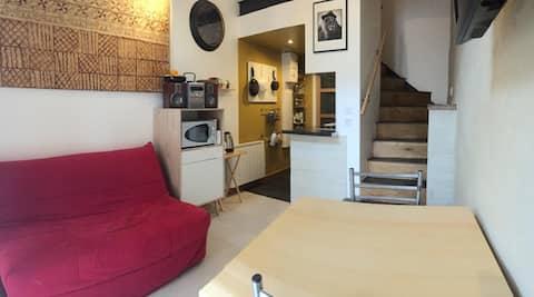 Cosy Studio Duplex