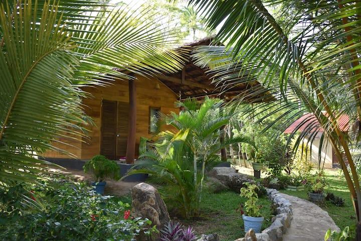 Jaluwella Garden,Garden Bungalow No1