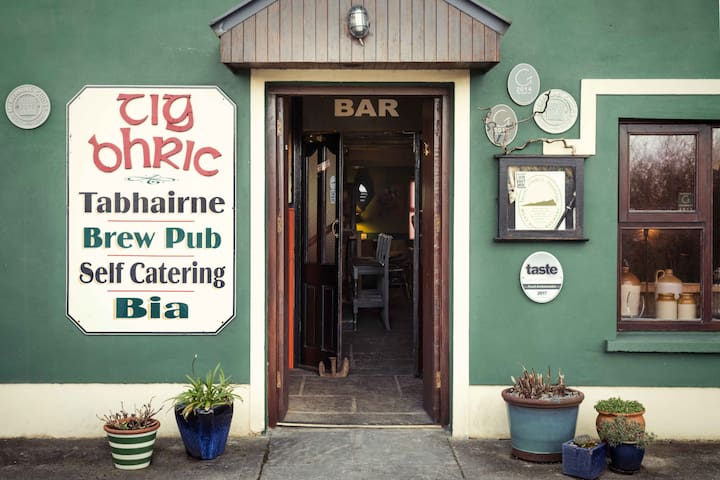 Entrance to Tig Bhric