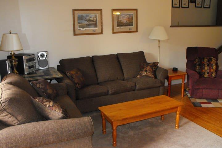 Fairway Villa #1404 - Rumbling Bald Resort - Lake Lure - Villa