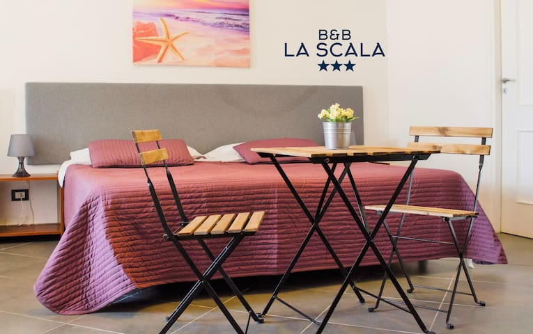 B&B LA SCALA - Scala dei turchi 2 - Punta Grande - Bed & Breakfast