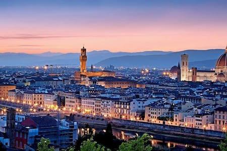 Accogliente Depandance nel verde - Florenz