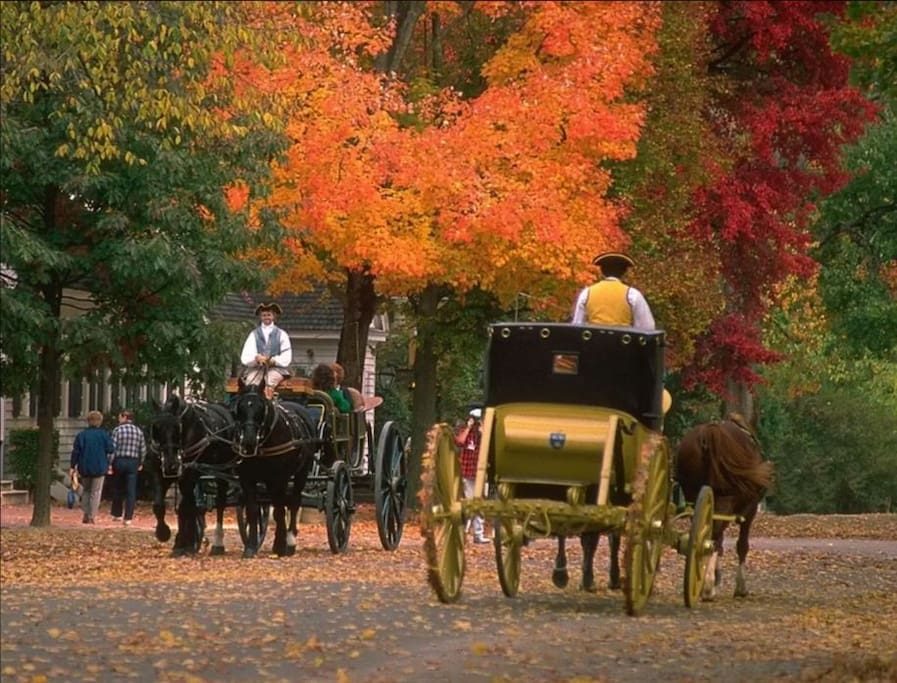 Historic Williamsburg