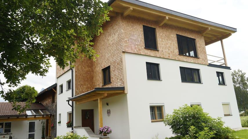 Haus Martinsklause ihre Ferienwohnung am Lechweg