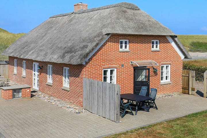 4 person holiday home in Bøvlingbjerg