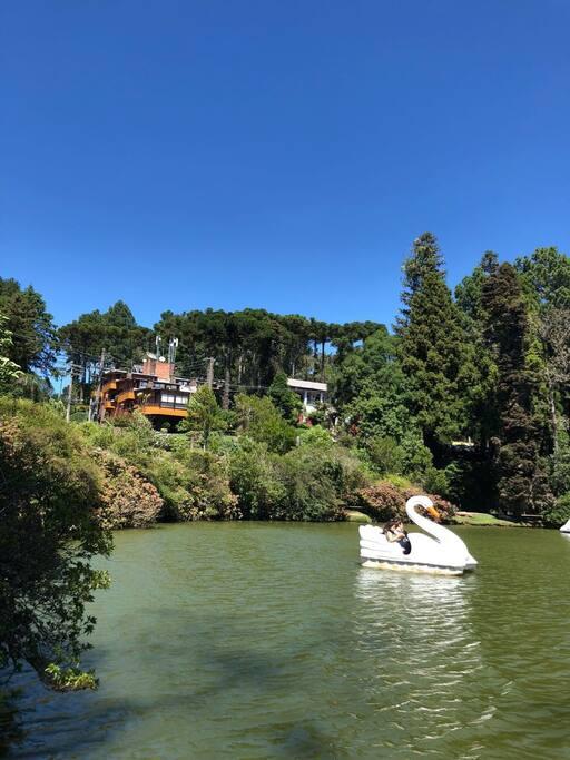 vista do Lago Negro