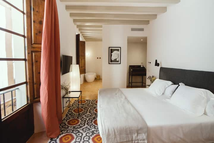 Can Avall Boutique Accommodation Double Room #4