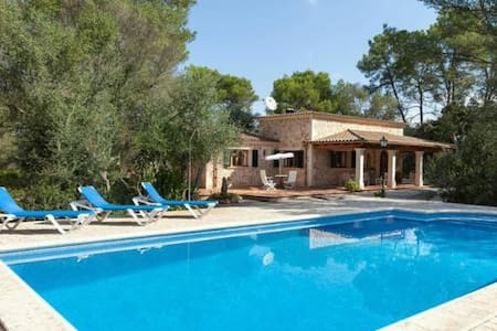 Lovely holiday villa in Mallorca, 716 - Lloret de Vistalegre
